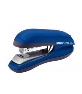 Zošívačka RAPID Fashion F30 modrá s plochým zošívaním