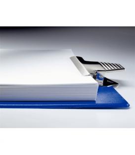 Podložka A4 27355 s mamuťou sponou modrá