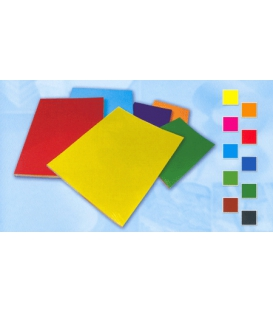 Výkres A4 125 g farebný mix 10 farieb, 50 ks