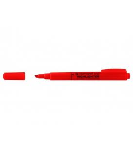 Zvýrazňovač - červený