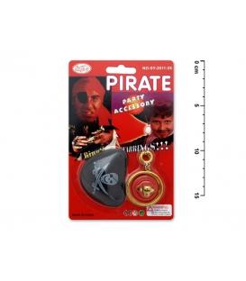 Maska - pirátsky set