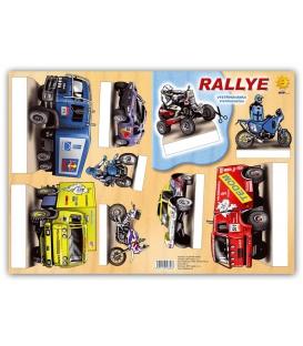 Vystrihovačky - Rallye