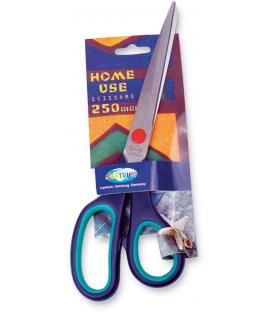 Nožnice 25cm s gumenou rúčkou