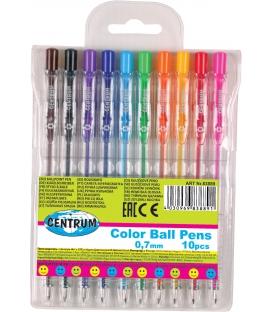 Pero guľôčkové Colours 10ks