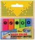 Záložky Neon 45x12mm 5far 125ks so značkami
