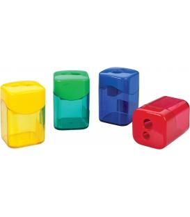 Strúhadlo plastové dvojité s nádobkou