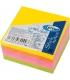 Samolepiaci bloček Neon 51x51mm 5far 250 lístkov