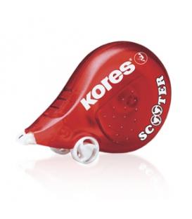 Korekčný roller 4,2 mm x 5 m červený