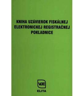 Kniha uzávierok fiškálnej elektronickej registračnej pokladnice