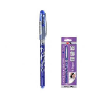 Pero gélové prepisovateľné iErase modré 0,7mm