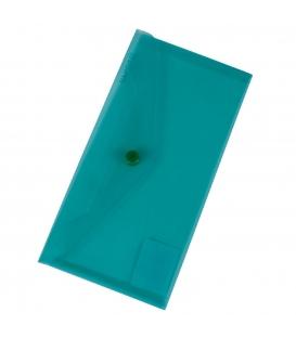 Plastový obal s cvokom DL zelený