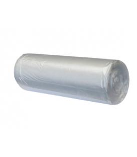 Vrece do koša HDPE 60 x 72 cm 60 l, transparentné 7µ, 20 ks