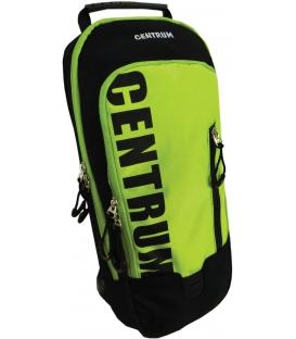 Batoh športový čierno-zelený