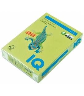 Kopír. papier A3 IQ intenziv. LG46 LIPOVOZELENÁ  80g, 500 hárkov
