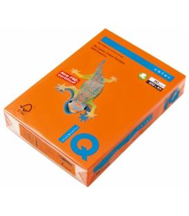 Kopír. papier A3 IQ intenziv. OR43 ORANŽOVÁ 80g, 500 hárkov