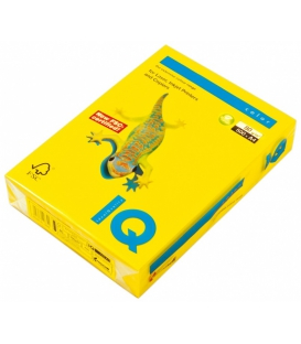 Kopír. papier A3 IQ intenziv. IG50 ŽLTÁ 80g, 500 hárkov