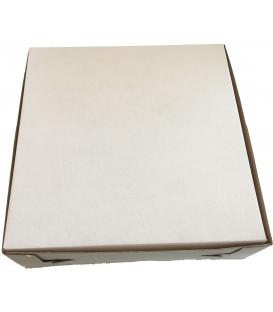 Tortová krabica pevná (vlnitá lepenka) 32x32x10cm