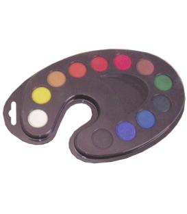 Vodové farby KIN 171 526