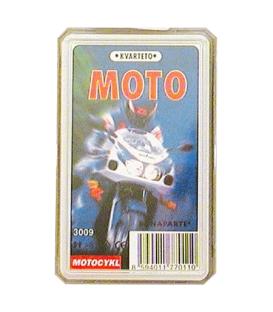 Kvarteto s motívom motocyklov