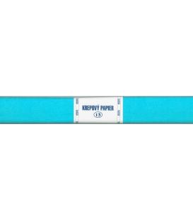 Krepový papier modrý svetlý 175