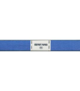 Krepový papier 26 sivo modrý 200 x 50 cm