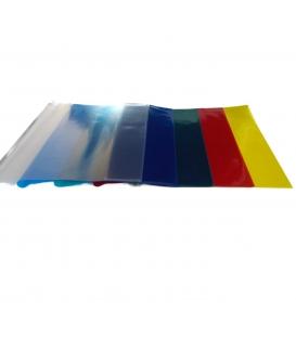 Obaly na zošity č.133, A5 mix 10 rôznych farieb