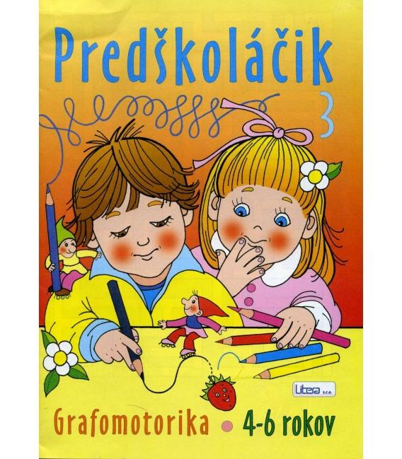 Omaľovanka Predškoláčik 3 A4