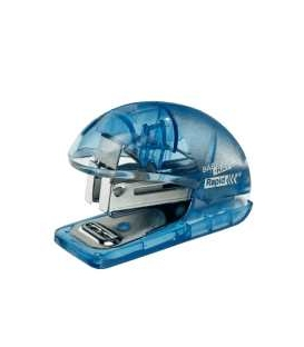 Zošívačka mini RAPID Fashion Baby-Ray 10184032 transp. modrá