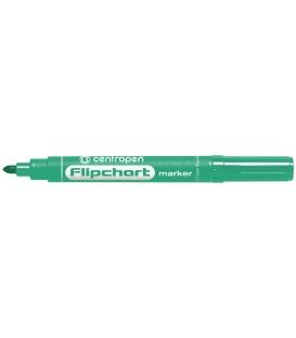 Značkovač 8550 zelený Flipchart 2,5 mm