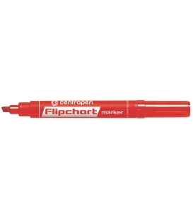 Značkovač 8560 červený Flipchart 1,0 - 4,6 mm