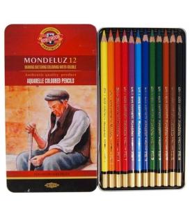 Farbičky Mondulez Aquarell 12-far 3722/12