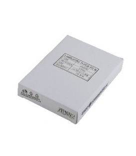 Laminovacia fólia lesklá 111 x 154 mm,  125 µ, 100 ks