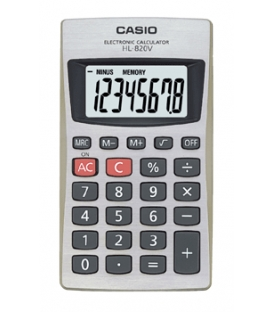 Kalkulačka vrecková CASIO HL-820L V
