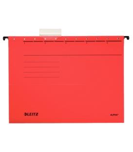 Doska závesná LEITZ ALPHA 19850025 na rýchloviazač červená