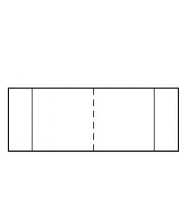 Obal na notový zošit č. 115 tenký 50 µm