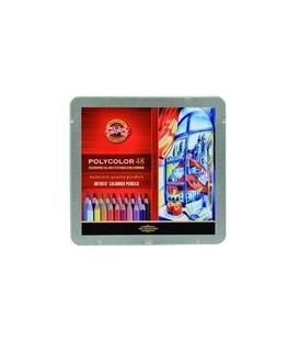 Farbičky 3826/48 Polycolor