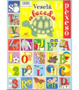 Pexeso - veselá abeceda