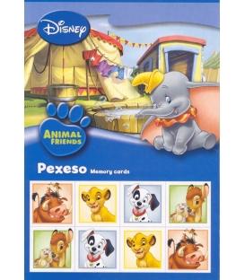 Pexeso Zvieratká Disney