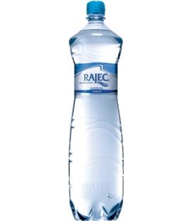 Pramenitá voda Rajec nesýtená 1,5 l