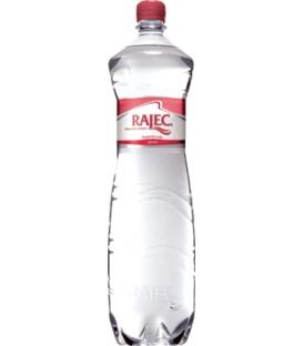 Pramenitá voda Rajec sýtená 1,5 l