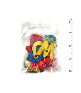 Magnetky - písmenka