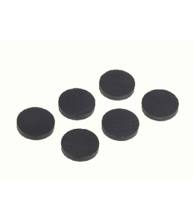 Magnety okrúhle RON 850/16 12 ks