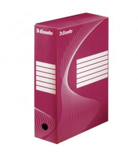 Krabica archívna 100 mm  128422  červená