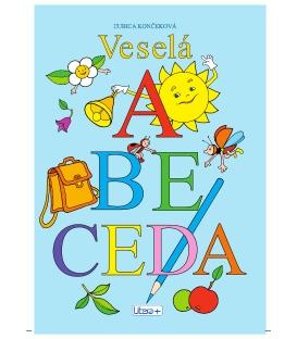 Maľovanka A4 Veselá abeceda