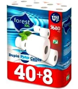 Toaletný papier FOREST XXL 40+8 kot., 2-vrstvový