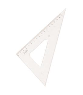 Trojuholník 60/200 transparentný,  744 700