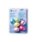 Gélová farba na vajíčka s efektom pastelová perleť