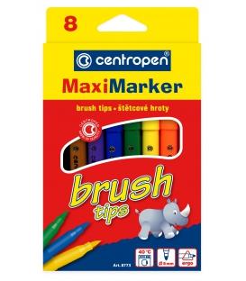 Značkovač 8773/8 Brush trio 1,5 - 4,0 mm