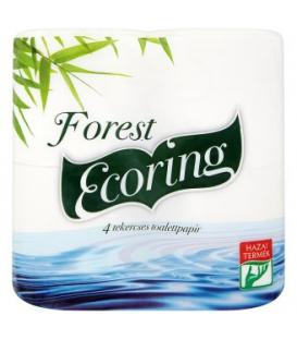 Toaletný papier Forest Ecoring 4 kot. 2-vsrstv.