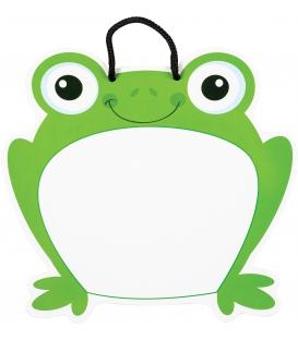 Tabuľka stierateľná 24,4x26cm motív Žaba